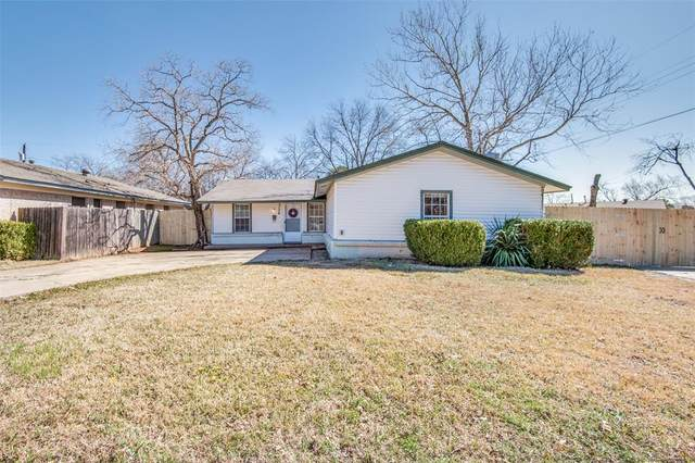 3120 Witton Street, Irving, TX 75062 (MLS #14525532) :: The Kimberly Davis Group