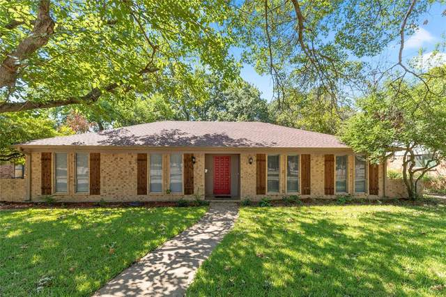 1329 Melrose Drive, Richardson, TX 75080 (#14525541) :: Homes By Lainie Real Estate Group
