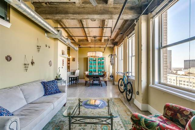 221 W Lancaster Avenue #9004, Fort Worth, TX 76102 (MLS #14525568) :: The Chad Smith Team