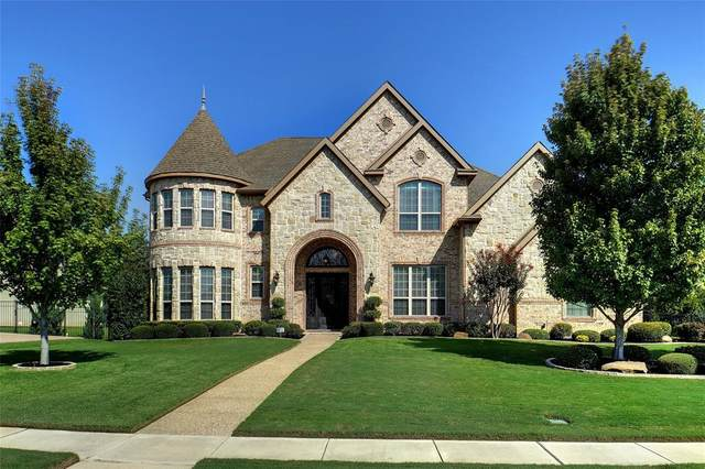 2308 Ranch House Drive, Southlake, TX 76092 (#14525570) :: Homes By Lainie Real Estate Group