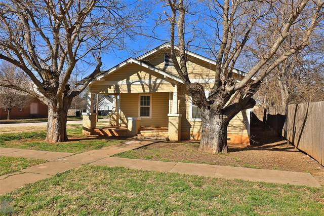 542 Palm Street, Abilene, TX 79602 (MLS #14525581) :: All Cities USA Realty