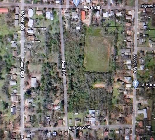 TBD Harris Street, Sulphur Springs, TX 75482 (MLS #14525603) :: Epic Direct Realty