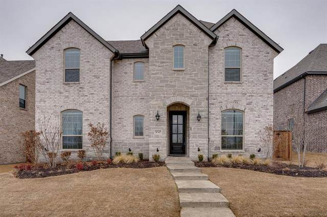 8747 Anacua Road, Frisco, TX 75035 (MLS #14525624) :: Lisa Birdsong Group | Compass