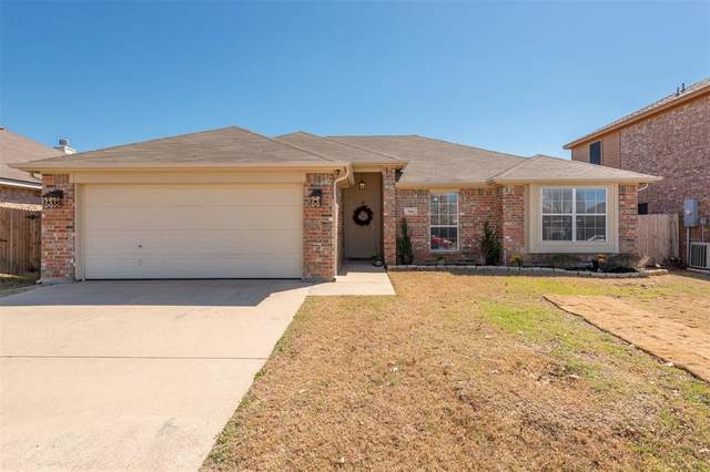 920 Crowder Drive, Crowley, TX 76036 (MLS #14525634) :: Craig Properties Group