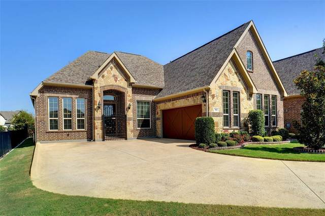 1116 Rhett Drive, Colleyville, TX 76034 (#14525665) :: Homes By Lainie Real Estate Group