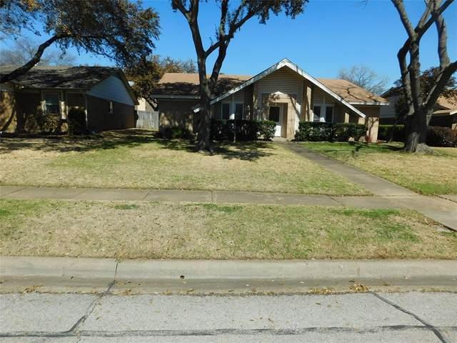 14275 Shoredale Lane, Farmers Branch, TX 75234 (MLS #14525691) :: The Kimberly Davis Group