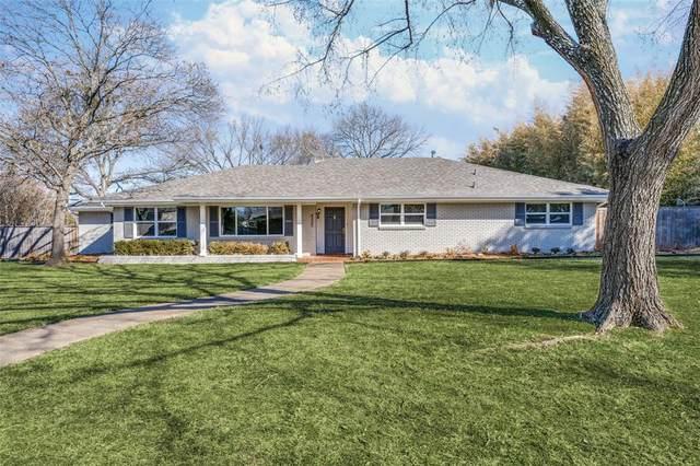 4007 Goodfellow Drive, Dallas, TX 75229 (MLS #14525722) :: The Hornburg Real Estate Group