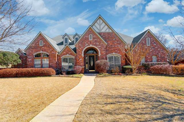 2106 Spring Meadow Trail, Heath, TX 75032 (#14525753) :: Homes By Lainie Real Estate Group