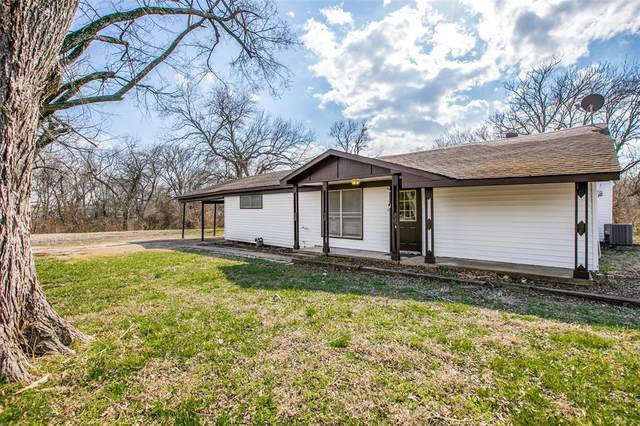 705 Dewberry Street, Wilmer, TX 75172 (MLS #14525775) :: Maegan Brest | Keller Williams Realty