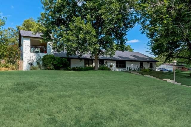 5509 Wedgmont Circle N, Fort Worth, TX 76133 (MLS #14525800) :: Real Estate By Design