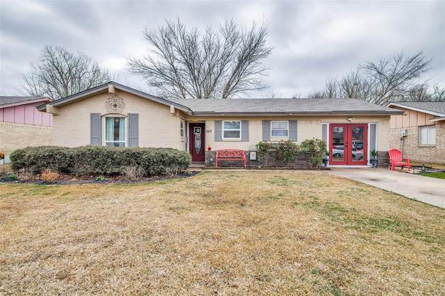 1418 Greencove Drive, Garland, TX 75040 (MLS #14525809) :: All Cities USA Realty