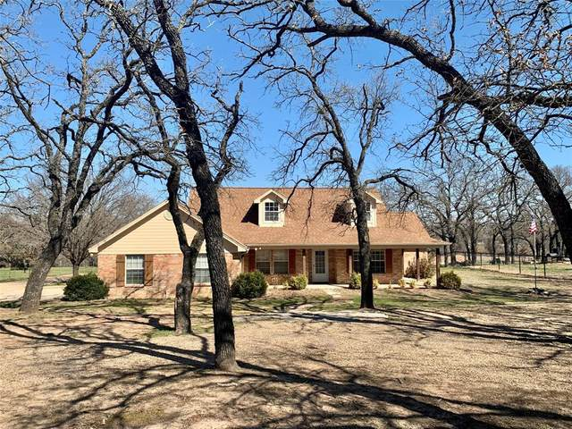 286 Ellis Drive, Weatherford, TX 76088 (MLS #14525834) :: Real Estate By Design