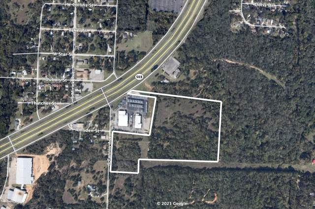 TBD Fannin Avenue, Denison, TX 75021 (#14525848) :: Homes By Lainie Real Estate Group