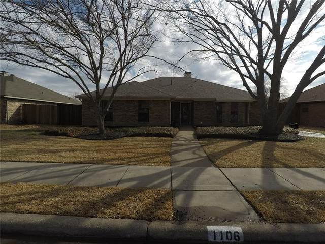 1106 Clearview Drive, Allen, TX 75002 (MLS #14525879) :: Lisa Birdsong Group | Compass