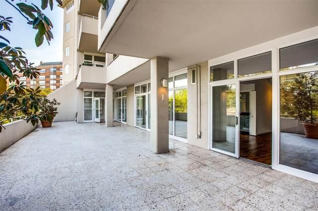 4500 Roland Avenue #407, Highland Park, TX 75219 (MLS #14525890) :: Front Real Estate Co.