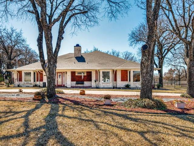 7224 Bursey Road, North Richland Hills, TX 76182 (MLS #14525892) :: Craig Properties Group