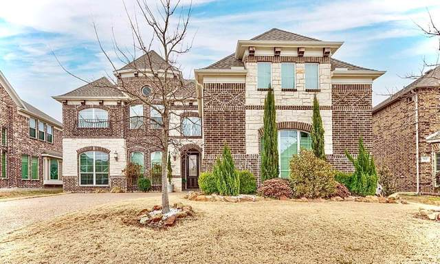 309 Vatican Hill Drive, Little Elm, TX 75068 (MLS #14525910) :: Real Estate By Design
