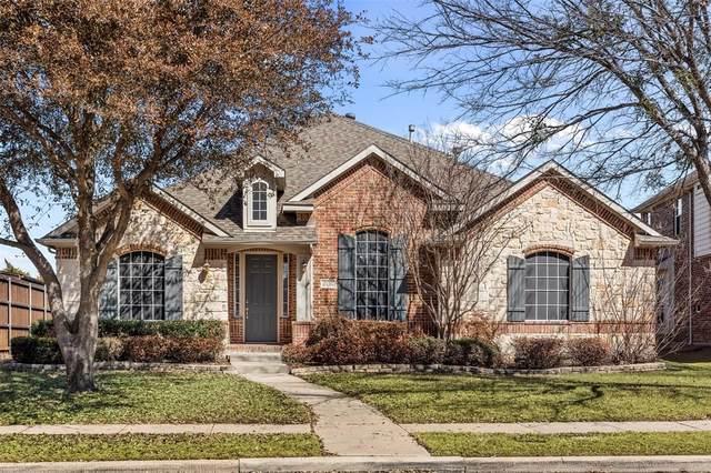 2138 Mustang Trail, Frisco, TX 75033 (MLS #14525917) :: Robbins Real Estate Group