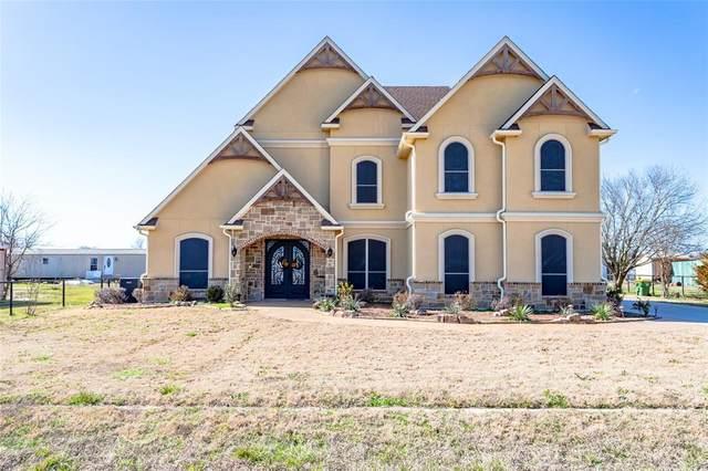 8900 Holly Road, Alvarado, TX 76009 (MLS #14525918) :: Maegan Brest | Keller Williams Realty