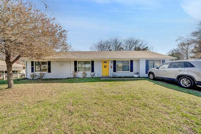 15308 County Road 3146, Tyler, TX 75709 (MLS #14525960) :: Real Estate By Design