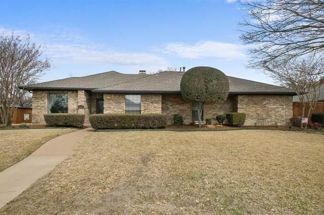 3933 Carrizo Drive, Plano, TX 75074 (MLS #14525972) :: Craig Properties Group