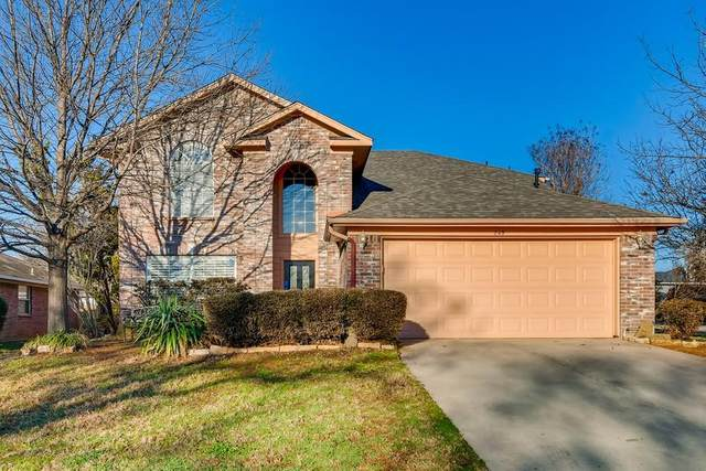 749 Thousand Oaks Drive, Lake Dallas, TX 75065 (#14525974) :: Homes By Lainie Real Estate Group