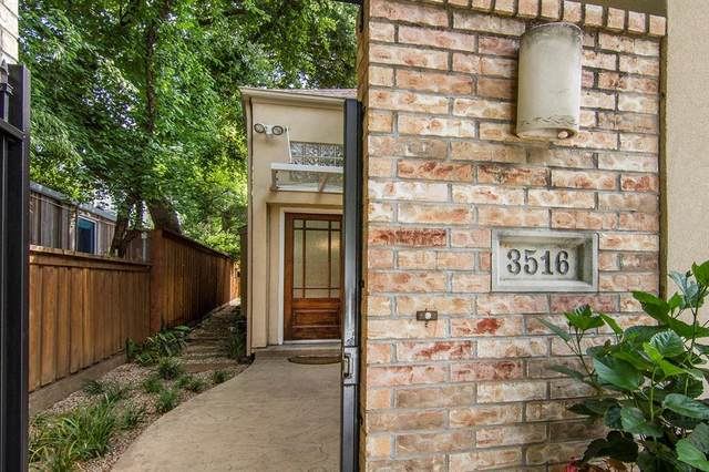 3516 Routh Street, Dallas, TX 75219 (MLS #14526004) :: All Cities USA Realty