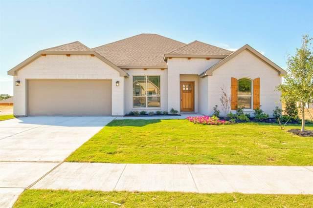 1312 Ridgeview, Weatherford, TX 76086 (MLS #14526025) :: Team Hodnett