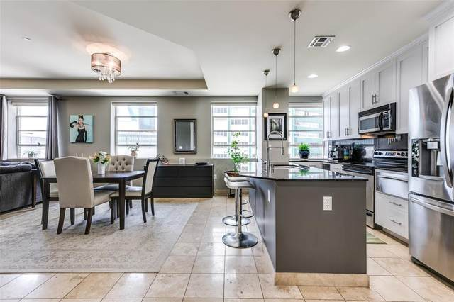 1505 Elm Street #704, Dallas, TX 75201 (MLS #14526028) :: The Mauelshagen Group