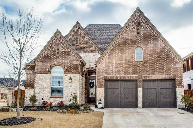 970 Gladewater Drive, Prosper, TX 75078 (MLS #14526062) :: Lyn L. Thomas Real Estate | Keller Williams Allen