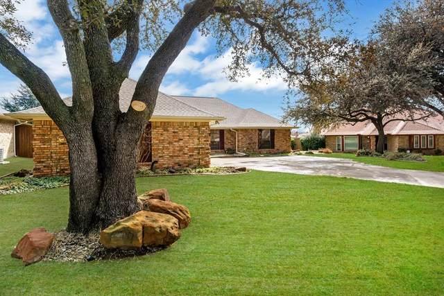 4640 Ridgeside Drive, North Richland Hills, TX 76180 (MLS #14526074) :: The Kimberly Davis Group