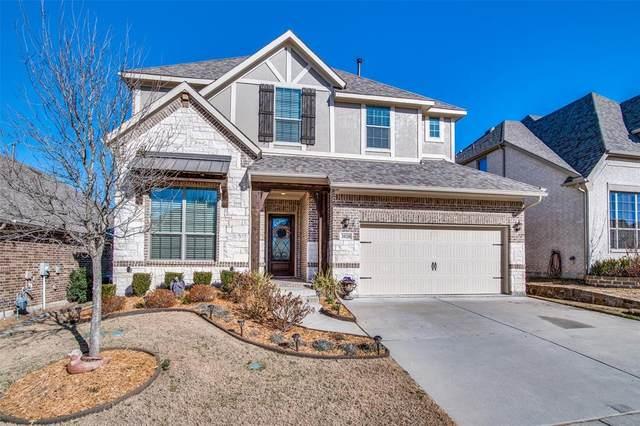 3920 Ramble Creek Drive, Mckinney, TX 75071 (MLS #14526095) :: Lisa Birdsong Group | Compass