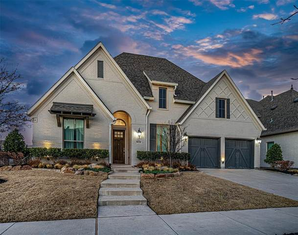 918 Thoroughbred Avenue, Frisco, TX 75036 (MLS #14526099) :: Lisa Birdsong Group | Compass