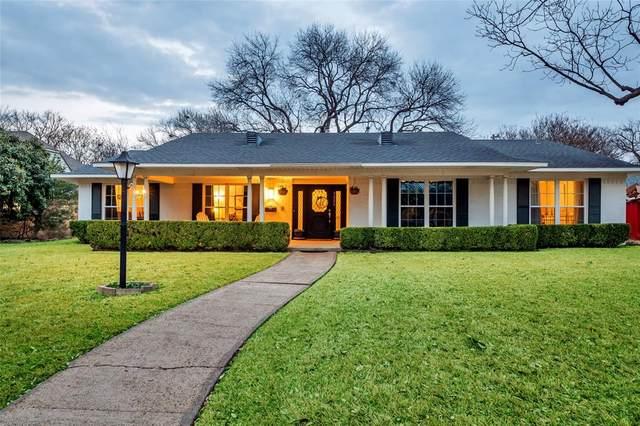 3229 Galahad Drive, Dallas, TX 75229 (MLS #14526129) :: The Chad Smith Team