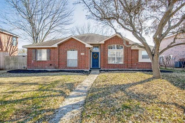 1540 Home Park Drive, Allen, TX 75002 (MLS #14526149) :: Lyn L. Thomas Real Estate | Keller Williams Allen