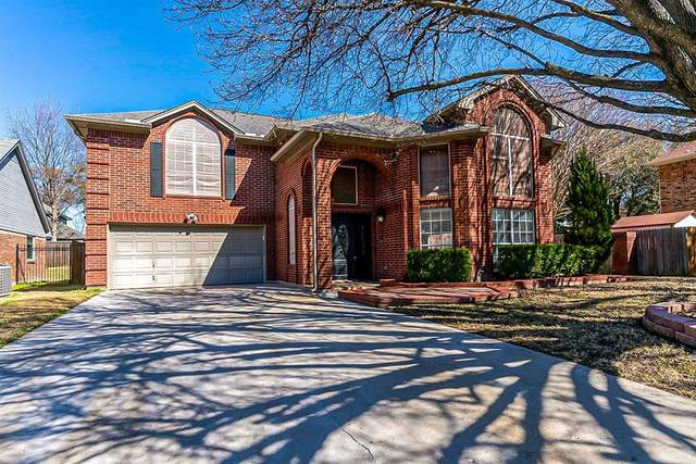 3305 Cypress Court, Bedford, TX 76021 (MLS #14526153) :: EXIT Realty Elite