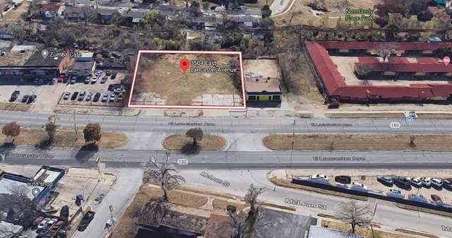 3504 E Lancaster Avenue, Fort Worth, TX 76103 (MLS #14526155) :: The Hornburg Real Estate Group