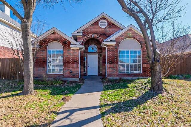 6605 White Oak Drive, Rowlett, TX 75089 (MLS #14526184) :: Team Hodnett