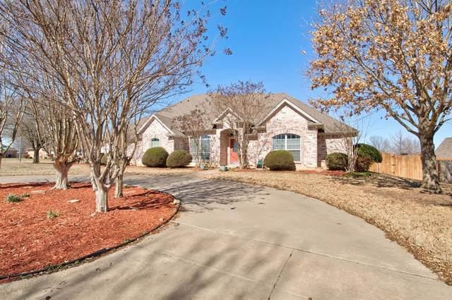 1501 Tennyson, Cleburne, TX 76033 (MLS #14526195) :: Real Estate By Design