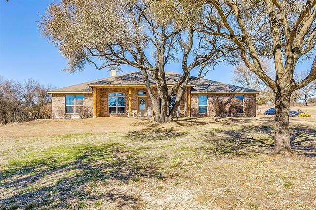 1207 Central Road, Weatherford, TX 76088 (MLS #14526197) :: EXIT Realty Elite