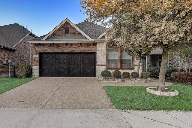 3013 Bans Crown Boulevard, Lewisville, TX 75056 (#14526199) :: Homes By Lainie Real Estate Group