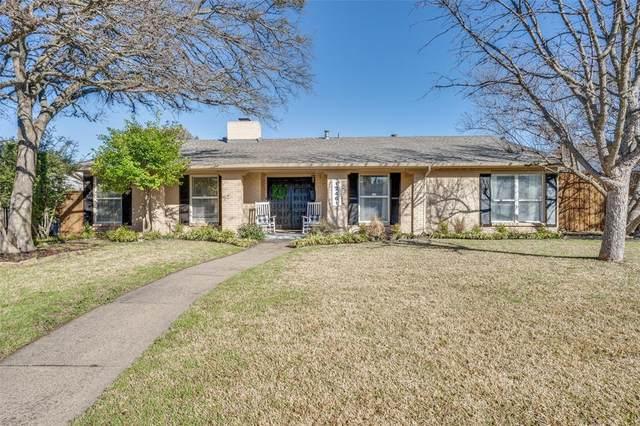 12461 High Meadow Drive, Dallas, TX 75244 (MLS #14526222) :: The Kimberly Davis Group