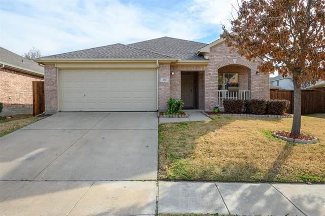 1714 Duck Cove Drive, Aubrey, TX 76227 (MLS #14526227) :: The Chad Smith Team