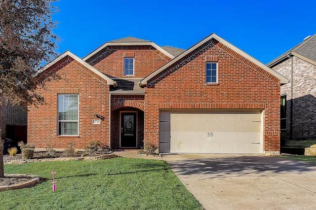 2733 Costa Mesa Drive, Little Elm, TX 75068 (MLS #14526228) :: The Hornburg Real Estate Group
