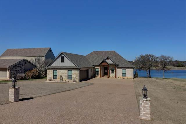 1435 Lakeside Trail, Whitney, TX 76692 (MLS #14526238) :: The Tierny Jordan Network