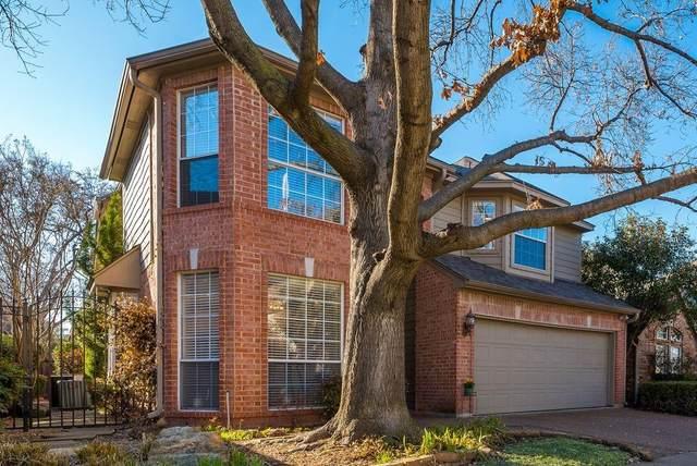 3834 Canot Lane, Addison, TX 75001 (MLS #14526240) :: The Kimberly Davis Group