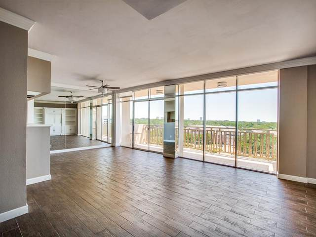 6211 W Northwest Highway #601, Dallas, TX 75225 (MLS #14526244) :: The Mauelshagen Group