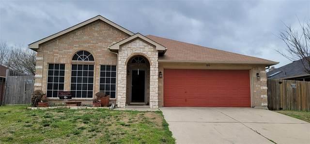 306 Flushing Quail Drive, Arlington, TX 76002 (MLS #14526249) :: Team Hodnett