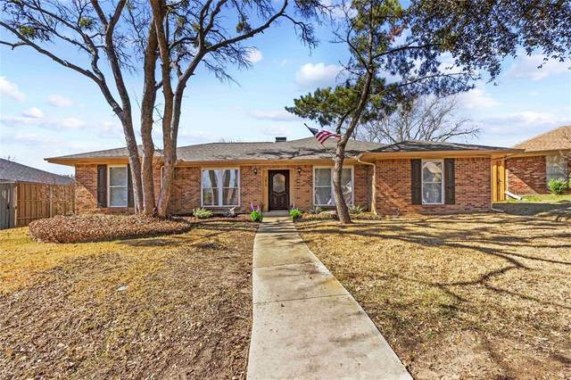 3815 Cemetery Hill Road, Carrollton, TX 75007 (MLS #14526258) :: The Chad Smith Team