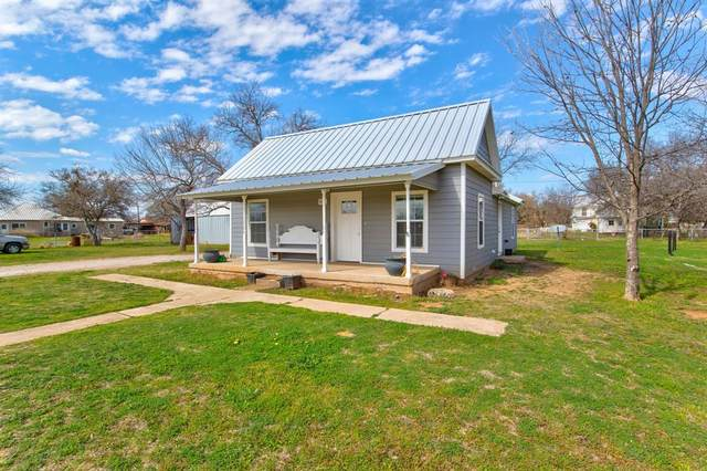 501 N Front Street, Strawn, TX 76475 (MLS #14526263) :: Team Tiller